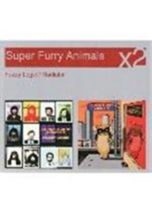 Super Furry Animals - Fuzzy Logic/Radiator (Music CD)