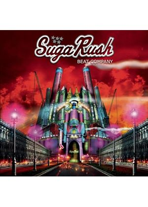 SugaRush Beat Company - SugaRush Beat Company (Music CD)
