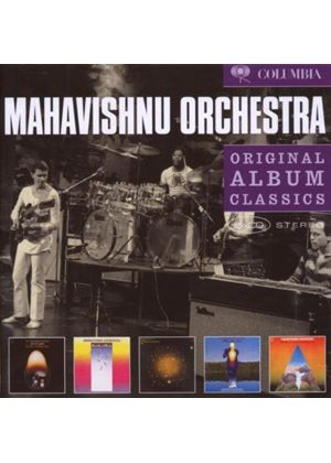 Mahavishnu Orchestra - Original Album Classics (Inner Mounting Flame/Birds Of Fire/Between Nothingness & Eternity/Apocalypse/Visions Of The Emerald Beyond) (5 CD Boxset) (Music CD)
