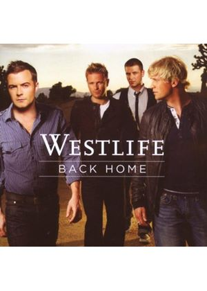 Westlife - Back Home (Music CD)