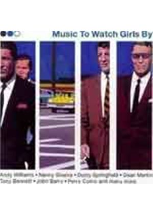 Various Artists - Music To Watch Girls By (2 CD) (Music CD)