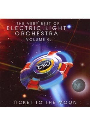 Electric Light Orchestra - The Very Best Of ELO - Vol. 2 - Ticket To The Moon (Music CD)