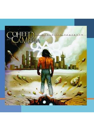 Coheed and Cambria - No World For Tomorrow (Music CD)