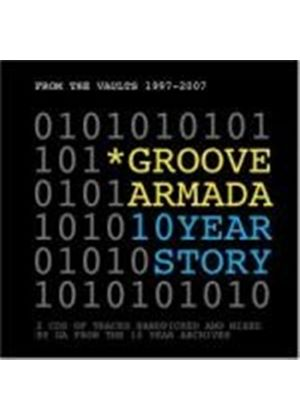 Groove Armada - GA10: From The Vaults 1997-2007 (Music CD)