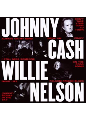 Johnny Cash & Willie Nelson - VH1 Storytellers (Music CD)