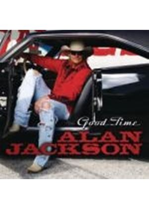 Alan Jackson - Good Time (Music CD)