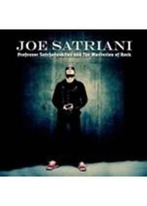 Joe Satriani - Professor Satchafunkilus and the Musterion of Rock (Music CD)