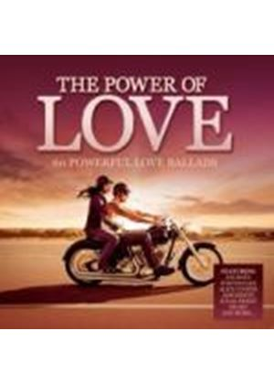 Various Artists - The Power of Love - 60 Powerful Love Ballads (Various Artists) (3 CD)