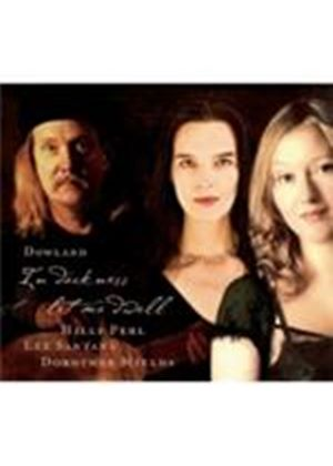 Dowland - In Darkness let me Dwell (Music CD)