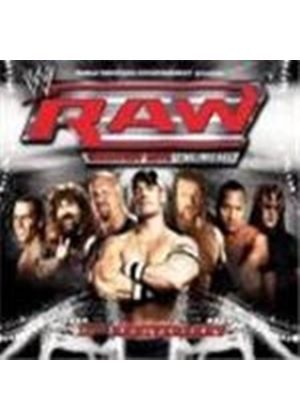 Various Artists - WWE - Raw Greatest Hits: The Music (Music CD)