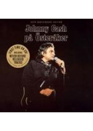 Johnny Cash - Pa Osteraker: Live at Osteraker Prison, Sweden 3 Oct 1973/35th Anniversary Edition (Music CD)