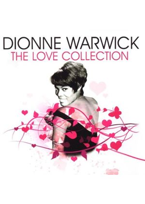Dionne Warwick - The Love Collection (Music CD)