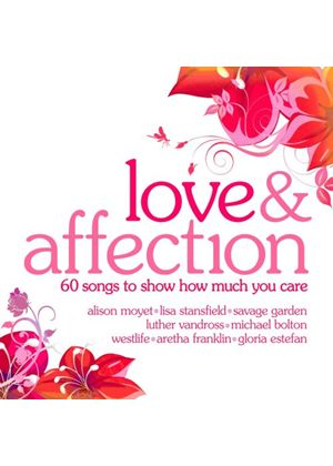 Various Artists - Love And Affection (Music CD)