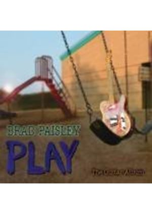 Brad Paisley - Play: the Guitar Album (Music CD)