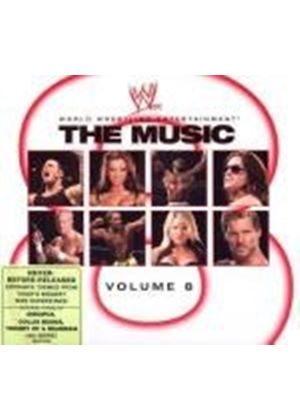 Various Artists - WWE The Music: Vol 8 (Music CD)