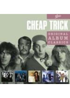 Cheap Trick - Original Album Classics (Cheap Trick/In Color/Heaven Tonight/All Shook Up/Next Position Please) (5 CD Boxset) (Music CD)