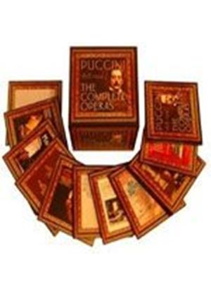 Puccini - Complete Opera Edition Boxset (20 Disc Box Set) (Music CD)