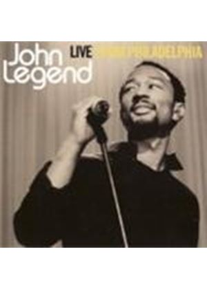 John Legend - Live From Philadelphia [CD + DVD]