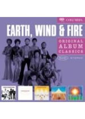 Earth Wind & Fire - Original Album Classics: All n All/Thats the Way of the World/I Am/Gratitude/Spirit (5 CD Boxset) (Music CD)