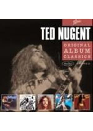 Ted Nugent - Original Album Classics: Ted Nugent/Free-for-All/Cat Scratch Fever/Weekend Warriors/Scream Dream (5 CD Boxset) (Music CD)