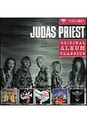 Judas Priest - Original Album Classics (Sin After Sin/British Steel/Turbo/Painkiller/Angel of Retribution) (5 CD Boxset) (Music CD)