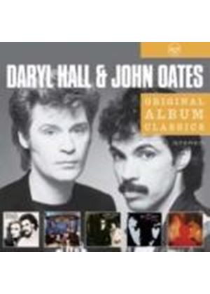 Hall & Oates - Original Album Classics: Daryl Hall & John Oates/Bigger Than Both of Us/Beauty on Aback Street/Private Eyes/H2O (5 CD Boxset) (Music CD)