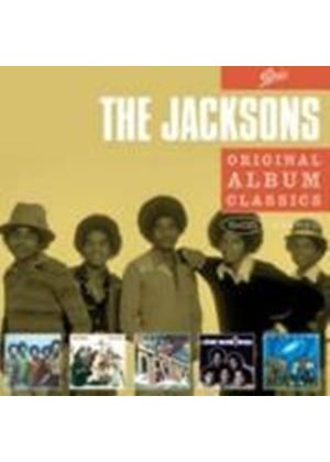 Jacksons - Original Album Classics: Jacksons/Goin Places/Destiny/Triumph/Victory (5 CD Boxset) (Music CD)