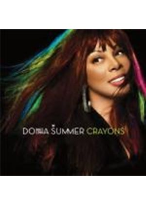 Donna Summer - Crayons (Music CD)