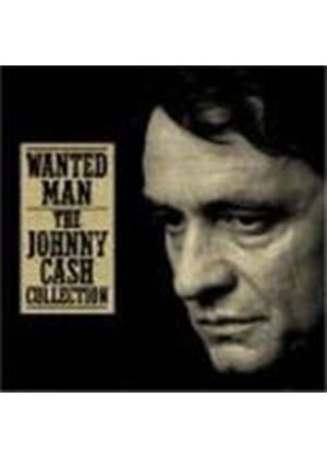 Johnny Cash - Wanted Man: The Johnny Cash Collection