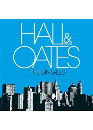 Hall And Oates - The Singles
