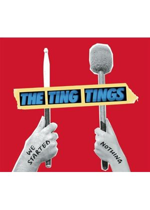 The Ting Tings - We Started Nothing (Music CD)