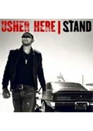Usher - Here I Stand (Music CD)