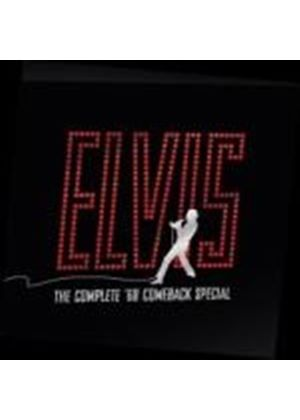 Elvis Presley - The Complete 68 Comeback Special (4 CD Set) (Music CD)