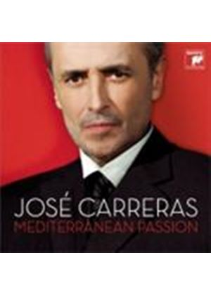 José Carreras - Mediterranean Passion (Music CD)
