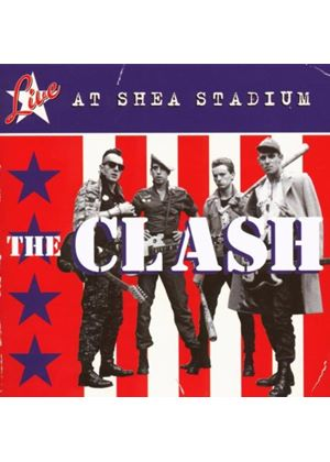 The Clash - Live At Shea Stadium (13 Oct 1982/Remastered) (Music CD)