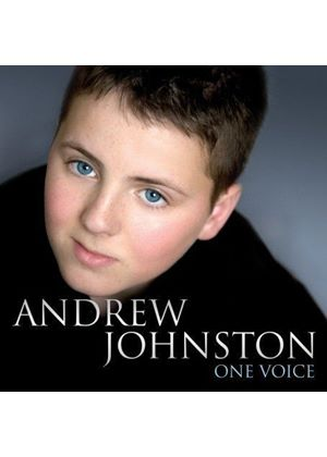 Andrew Johnston (Britains Got Talent) - One Voice (Music CD)
