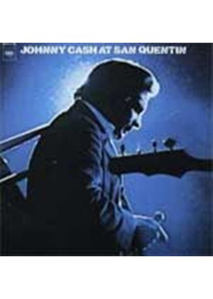 Johnny Cash - Live At San Quentin (Music CD)