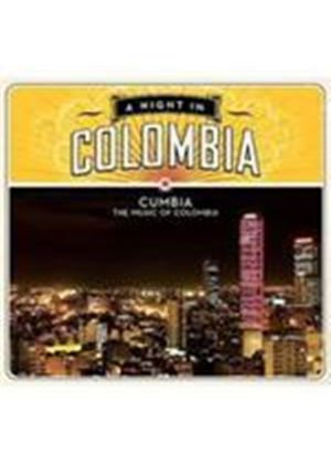 Various Artists - Night In Colombia, A (Music CD)