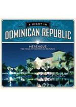 Various Artists - Night In Dominican Republic, A (Music CD)