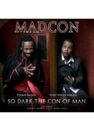 Madcon - So Dark the Con of Man (Music CD)