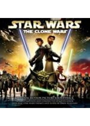 Original Soundtrack - Star Wars - the Clone Wars (Kiner) (Music CD)