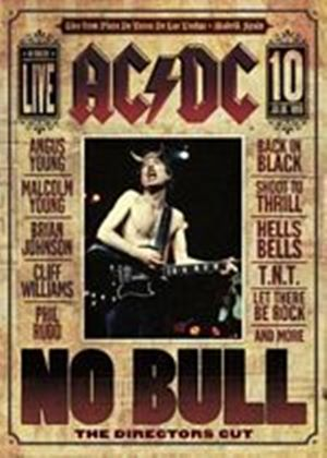 AC/DC: No Bull - The Directors Cut (Music DVD)