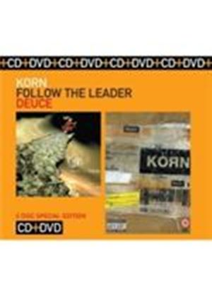 Korn - Follow The Leader/Deuce (+DVD)