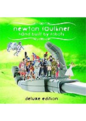Newton Faulkner - Hand Built By Robots [Deluxe Edition, CD + DVD] (Music CD)