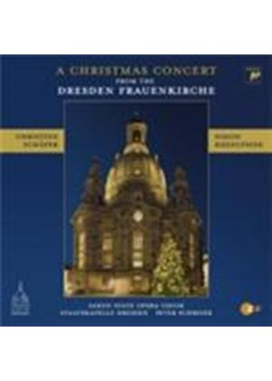 (A) Christmas Concert from the Dresden Frauenkirche (Music CD)