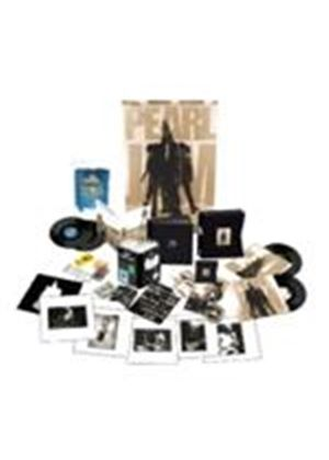Pearl Jam - Ten (Collector's Edition/Remastered & Remixed/+DVD/+4LP/+MC/+Book)