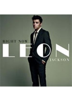 Leon Jackson (X Factor) - Right Now (Music CD)
