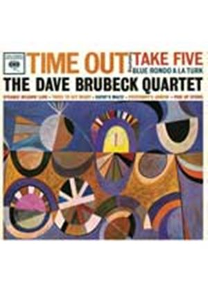 Dave Brubeck - Time Out (3 Disc 50th Anniversary Legacy Edition/+DVD)