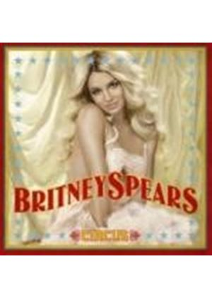 Britney Spears - Circus  [Deluxe Edition CD + DVD] (Music CD)
