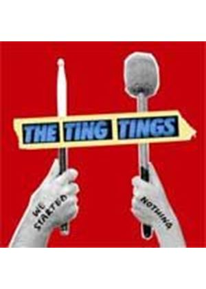 The Ting Tings - We Started Nothing [Deluxe Edition CD & DVD] (Music CD)